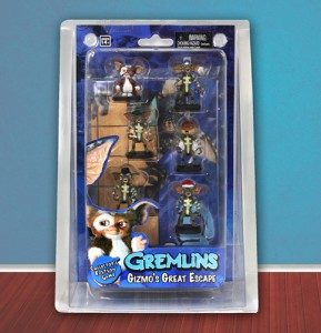 Wizkids Gremlins Gizmo's Great Escape Game