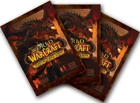 World of Warcraft TCG Death Wing Sleeves Pack