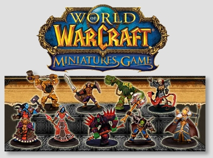 World of Warcraft Miniatures Complete Core Set