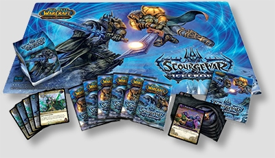 World of Warcraft TCG Icecrown Epic Collection Case