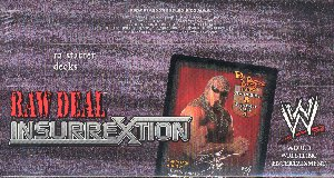 WWE Raw Deal Insurrextion Starter Box