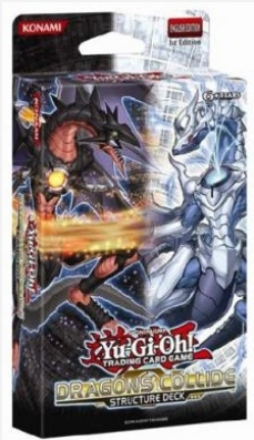 Yu-Gi-Oh! Dragons Collide Unlimited Structure Deck