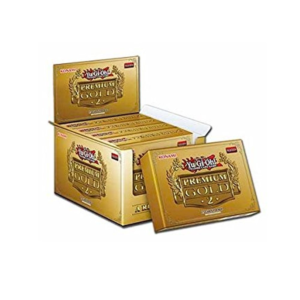 Yu-Gi-Oh! Premium Gold: Return of the Bling 10ct Case