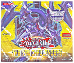 Yu-Gi-Oh! The New Challengers Booster Box