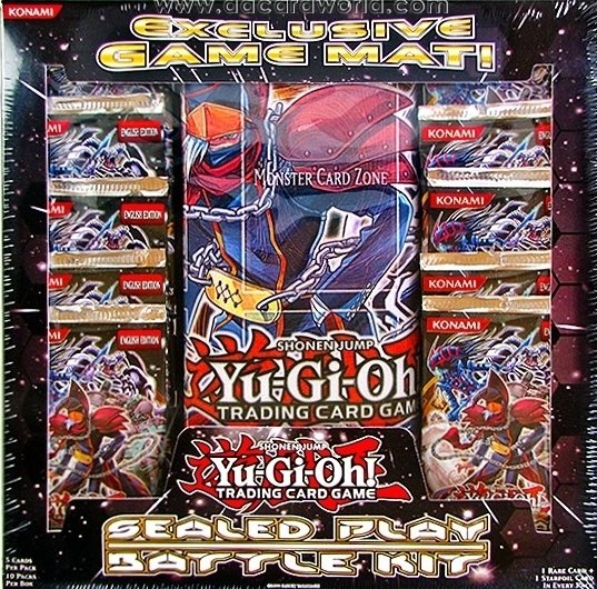 Yu-Gi-Oh! Sealed Play Battle Kit