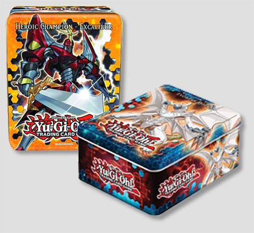 Yu-Gi-Oh! Collectible Tin 2012 Series Wave 1 Case