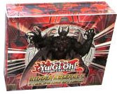 Yu-Gi-Oh! 5Ds Hidden Arsenal 5 Steelswarm Invasion Booster Box